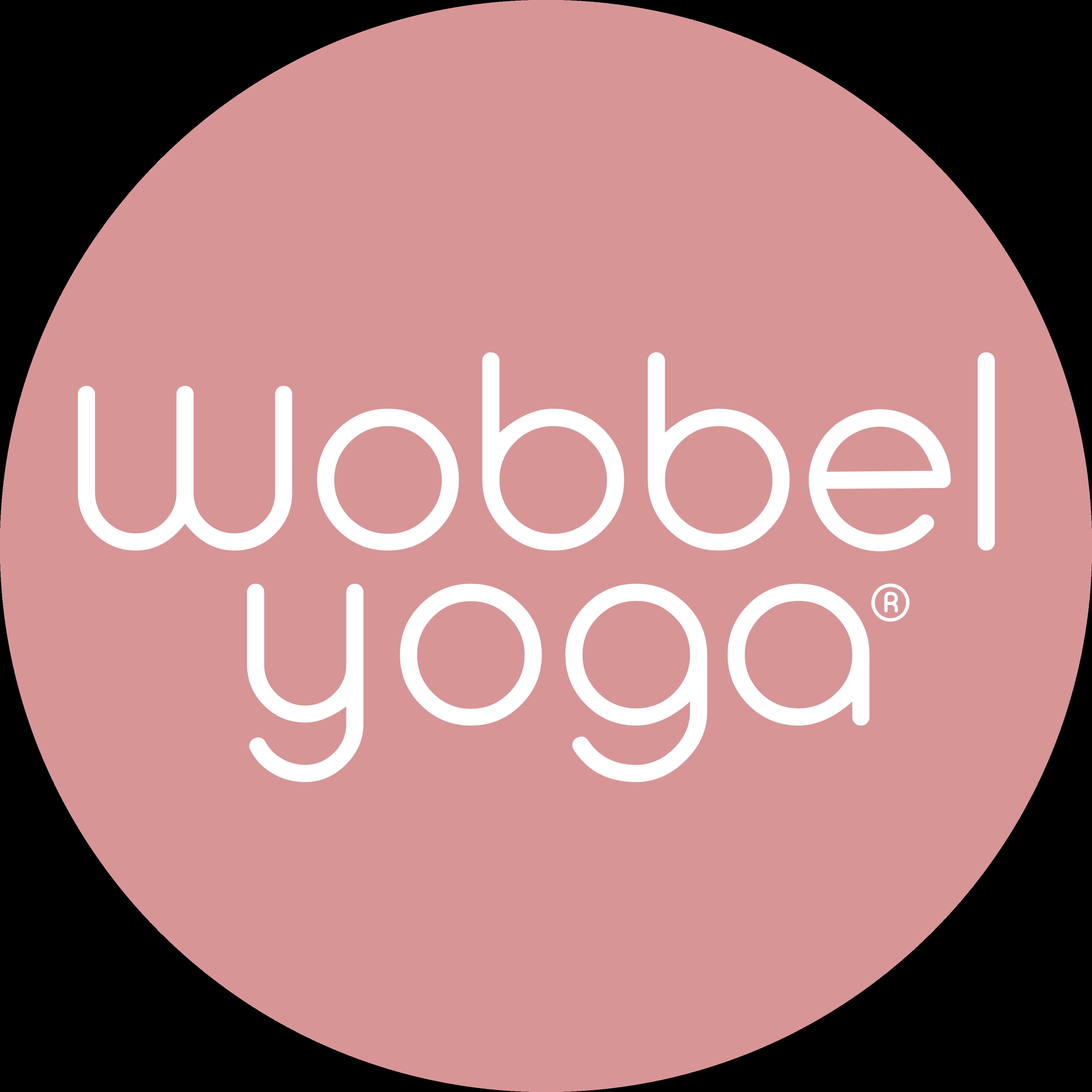 Erkend logo wobbelyoga